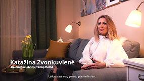 Katažina Zvonkuvienė: sustoti man – svarbu kaip oras