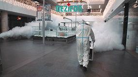 Dezifog: efektyvus dezinfekcijos būdas rūko mašinomis