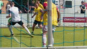 """Ekstremalaus futbolo čempionato """"Neymar Jr's Five"""" atrankos Lietuvoje"""
