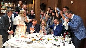 Lemiama Rusijos-Ispanijos baudinių serija tapo svarbesne nei vestuvių šventė