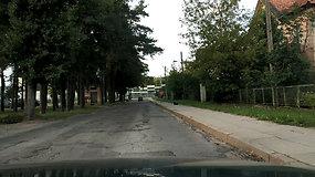 Duobėta Mokyklos gatvė Grigiškėse