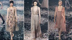 """""""Christian Dior"""" įspūdingu baleto šou pradėjo Paryžiaus mados savaitę"""
