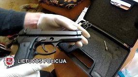 Klaipėdos kriminalistų pričiuptiems sąvadautojams teismas skyrė bausmes