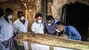 Archeologai atskleidė beveik 4 tūkst. senumo Senovės Egipto paslaptis