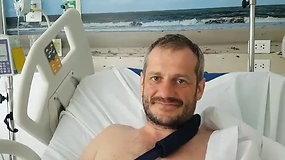 Balys Bardauskas po operacijos: Dakaras yra nenuspėjamas iki paskutinės minutės