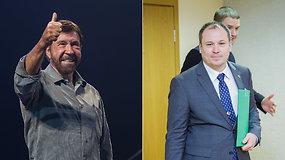 G.Surplys ES Taryboje: ūkininkauti Europos Sąjungoje galės tik Chuckas Norrisas