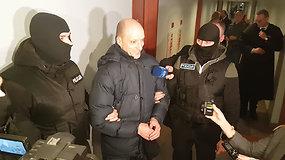 Advokatas Marius Navickas aiškino, jog su teisėjų korupcijos skandalu jis siejamas be reikalo