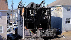 Kraupi tragedija Kanadoje: per gaisrą žuvo septyni vienos šeimos vaikai