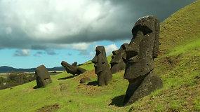 Į paslaptingąją Velykų salą patekti bus sunkiau – planuojama kontroliuoti populiaciją