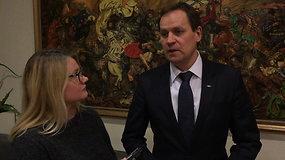 """Valdemaras Tomaševskis: """"Vilniaus apskrityje būsime pirmi, todėl rinkimai sėkmingi"""""""