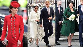 Dukart per dieną pakeisto Meghan Markle įvaizdžio kaina privers išsižioti – Kate Middleton nustebino pastovumu