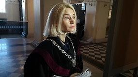 """Teisėja Virginija Liudvinavičienė komentuoja sargo nužudymo bylą: """"Tai – aukščiau bjaurumo"""""""