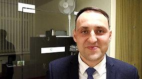 Alytus turi naują merą – pergalę švenčia socialdemokratas Nerijus Cesiulis