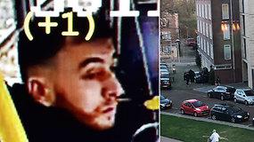 Gyventojai nufilmavo, kaip sulaikomas išpuolio Utrechte įtariamasis