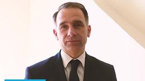 Susisiekimo ministras Rokas Masiulis apie Mobilumo paketą: kol kas vežėjų interesai yra apginti