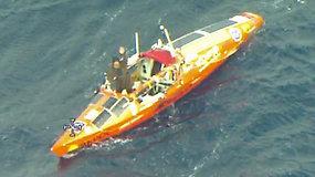 Rusas kovoja su pavojingu Pietų vandenynu – artėja prie klastingo Horno Rago kyšulio