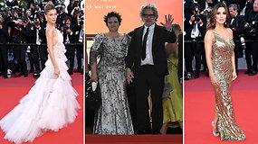 Su pasaulinėmis žvaigždėmis ir Dalia Ibelhauptaitė – Kanų kino festivalyje pristatytas D. Fletcherio filmas