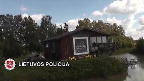 Klaipėdos kriminalistų atskleisto drastiško turto prievartavimo ir plėšimo byla pasieks teismą