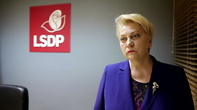 Patekusi į Europos Parlamentą, R.Budbergytė ketina palikti Seimą