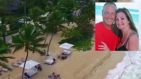 Paslaptingos turistų mirtys saloje užminė mįslę, kurią aiškinsis ir FTB