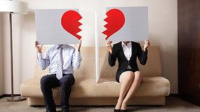 Skaudūs išsiskyrimai – geriausias būdas atrasti save!