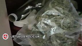 Klaipėdoje pareigūnai ir šią vasarą aktyviai stabdo narkotikų plitimą kurortuose