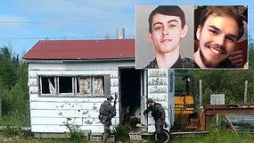 Jaunos turistų poros žudikų apsilankymas miestelyje pasėjo baimę – pavojingų paauglių gaudynės tęsiasi