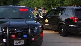 Policija krėtė įtariamojo Teksaso šaulio namus: 21 m. vaikinas mokykloje kentė patyčias
