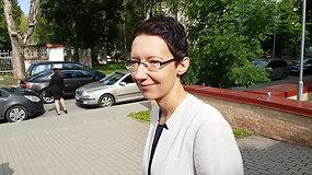 Gitano Nausėdos vyriausioji patarėja Jūratė Šovienė: prezidentas turi teisę inicijuoti teisėjų atleidimą