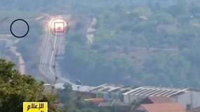 """""""Hezbollah"""" televizija parodė reportažą apie esą surengtą ataką prieš Izraelį"""