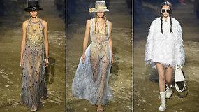 """""""Christian Dior"""" atidarė Paryžiaus mados savaitę: išskirtinio sodo medžiai bus pasodinti miesto parkuose"""