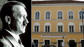 Nauja gimtojo A.Hitlerio namo paskirtis nebeprimins neonacių piligrimystės vietos – jame įsikurs policijos nuovada