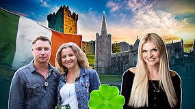 """Legendinės grupės """"Airija"""" nariai Darius ir Asta Mileriai atskleidė: """"žmonės mylis karštai"""" – ne tik gražūs dainos žodžiai"""
