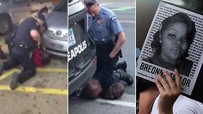 """Įvykiai, tapę stimulu """"Black Lives Matter"""" judėjimui: garsiai nuskambėję smurto prieš juodaodžius atvejai"""