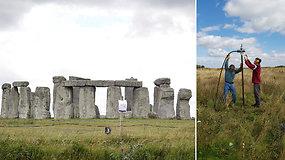 Pribloškiantis atradimas: didžiulis neolito laikų ratas leis naujai pažvelgti į praeitį