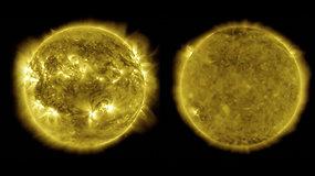Neįtikėtinas vaizdas: NASA 10 metų filmavo Saulę – pamatykite, kaip ji keitėsi
