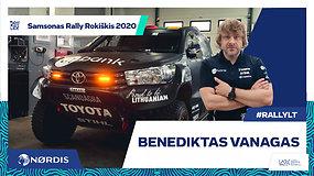 """Benediktas Vanagas ir kitokia nulinių ekipažų technika: """"Tai puiki galimybė Lietuvoje pamatyti tokį bolidą"""""""