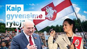 Baltarusijoje gresia kraujo praliejimas? A.Lukašenkai, norint laimėti, neliko nieko – tik durtuvai