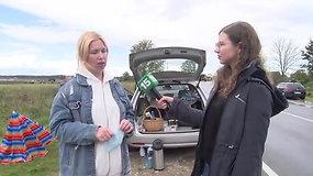 Nelegalus veislynas Kėdainių rajone: savanoriai apie naktinį išpuolį su metalinėmis lazdomis ir persekiojimus