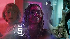 Dar šiurpesnei Helovino nakčiai – šių metų siaubo filmų TOP 5