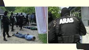 """Trisdešimt"": Milicija tampa policija"