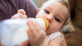 Prancūzijoje kūdikių pieno mišinių gamintojo fabrike – salmoneliozės užkratas