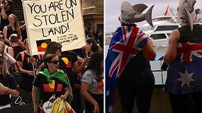 Australijos diena: vieni švenčia, kiti peikia