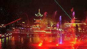Antras seniausias atrakcionų parkas švenčia jubiliejų — surengė įspūdingą šou