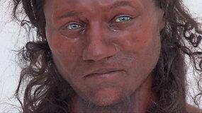 """Neįtikėtina: seniausias žinomas britas """"Čederio žmogus"""" – tamsiaodis"""