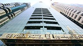 Dar vienas rekordas: Dubajuje duris atvėrė aukščiausias pasaulyje viešbutis