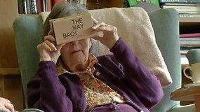 Virtualios realybės galia: grąžins prisiminimus sergantiems  silpnaprotyste