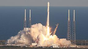Egzoplanetų paieškai skirtas palydovas TESS jau orbitoje