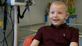 Septynmečiui atlikta penkių organų transplantacija