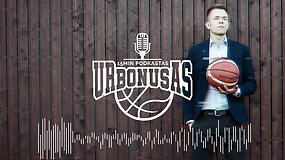 """""""urBONUSas"""": """"Ryto"""" šansai patiesti """"Žalgirį"""" ir labiausiai neįvertintas Lietuvos treneris"""